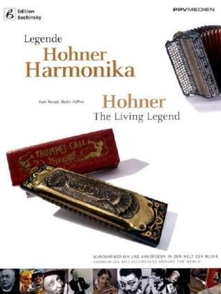 9783937841342: Legende Hohner Harmonika