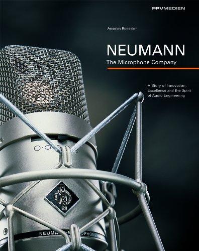 Neumann - The Microphone Company: Anselm Rößler