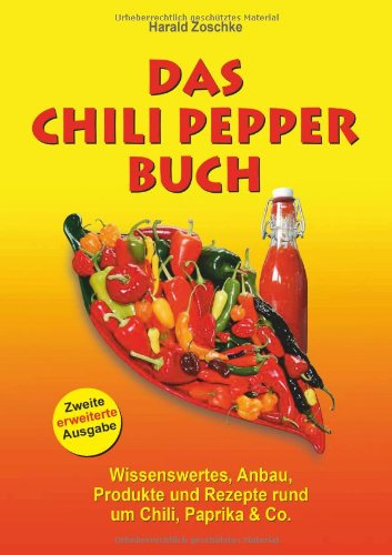 9783937862026: Das Chili Pepper Buch 2.0