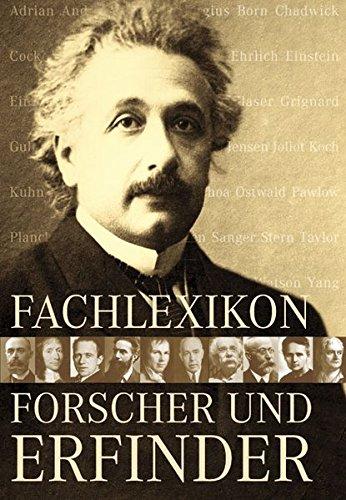 9783937872124: Fachlexikon Forscher und Erfinder