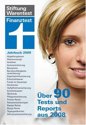 9783937880778: FINANZtest Jahrbuch für 2009