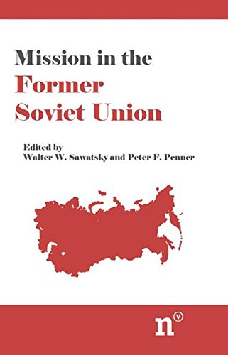 9783937896175: Mission in the Former Soviet Union