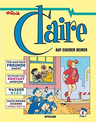 9783937898032: Claire 01. Auf eigenen Beinen