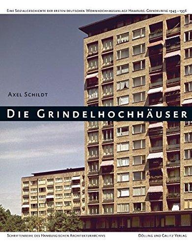 9783937904504: Die Grindelhochhäuser