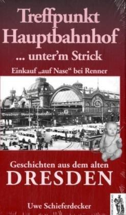 9783937924281: Treffpunkt Hauptbahnhof... unter'm Strick - Einkauf auf