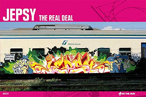 9783937946665: Jepsy: The Real Deal (On the Run)