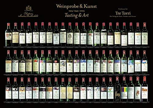 9783937963617: Mouton Rothschild - Weinprobe 1924/1945-2003 - Das Poster