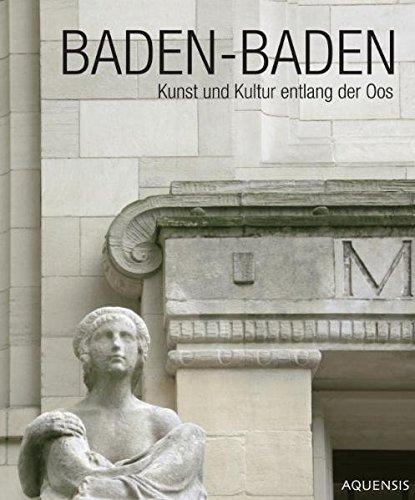9783937978109: Baden-Baden - Kunst und Kultur entlang der Oos