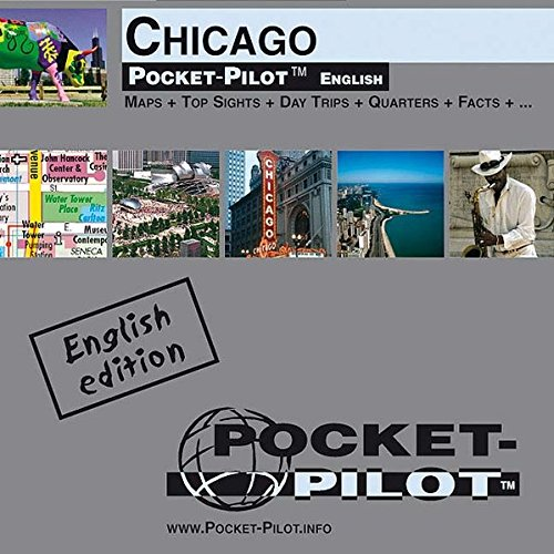 9783937994055: Chicago Laminated Pocket Map by Pocket-Pilot