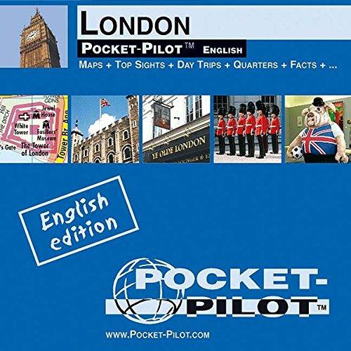 9783937994109: London Laminated Pocket Map by Pocket-Pilot