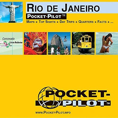 9783937994277: Rio de Janeiro Laminated Pocket Map by Pocket-Pilot