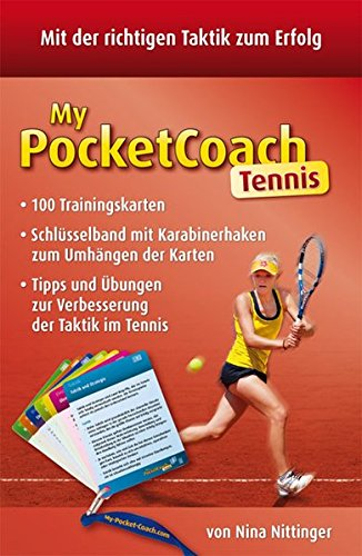 9783938023655: My-Pocket-Coach Tennis