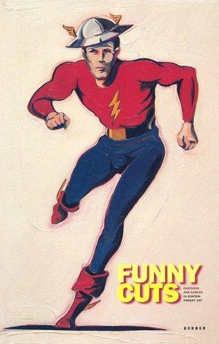 9783938025017: Funny Cuts: Cartoons and Comics in Contemporary Art