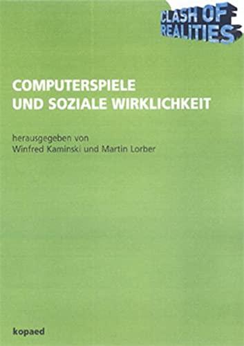 9783938028445: Clash of Realities: Computerspiele und soziale Wirklichkeit