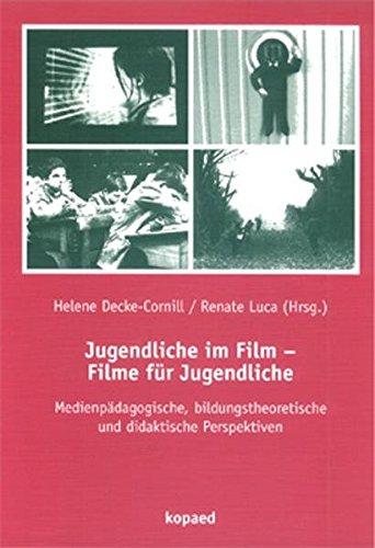9783938028926: Jugendliche im Film - Filme für Jugendliche