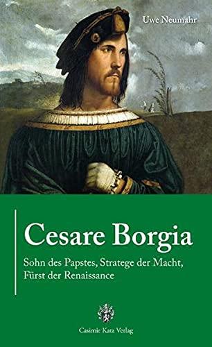 9783938047583: Cesare Borgia