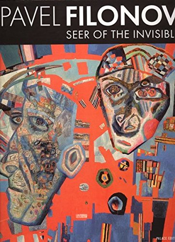 9783938051528: Pavel Filonov: Seer of Invisible