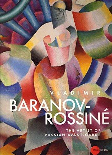 9783938051894: Vladimir Baranov-Rossine: The Artist of Russian Avant-garde