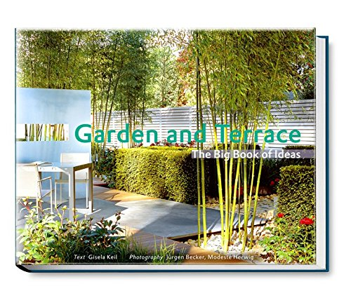 9783938100363: Garden and Terrace: The Big Book of Ideas