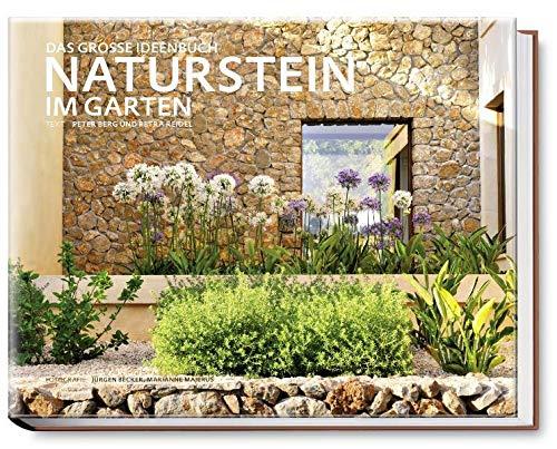 9783938100738: Naturstein im Garten: Das grosse Ideenbuch