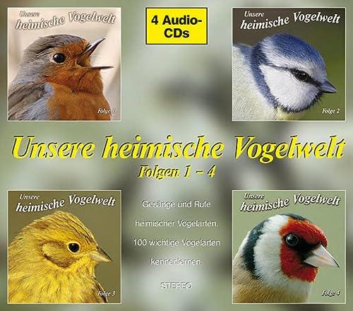 9783938147108: Unsere Heimische Vogelwelt ed. 1-4