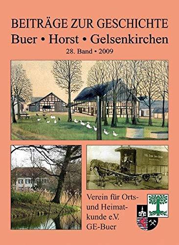 9783938152317: Beiträge zur Geschichte. Buer, Horst, Gelsenkirchen