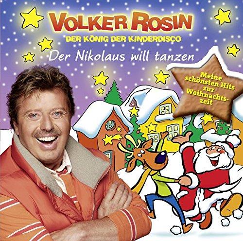 9783938160343: Der Nikolaus will tanzen