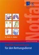 9783938179109: Notfall-Taschenbuch für den Rettungsdienst.