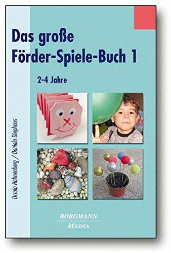 9783938187685: Das große Förder-Spiele-Buch 1