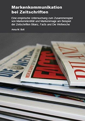 9783938198032: Markenkommunikation bei Zeitschriften