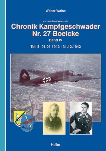 9783938208076: Chronik Kampfgeschwader Nr.27 Boelcke