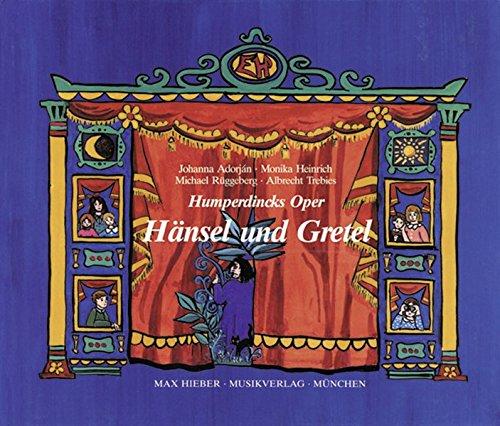 9783938223109: Humperdincks Oper Hänsel und Gretel