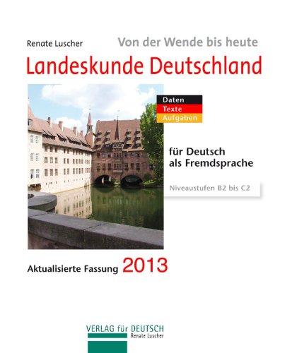 9783938251010: Landeskunde Deutschland