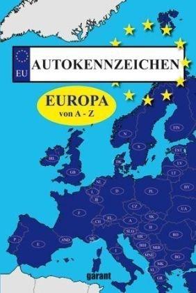 9783938264713: Autokennzeichen Europas