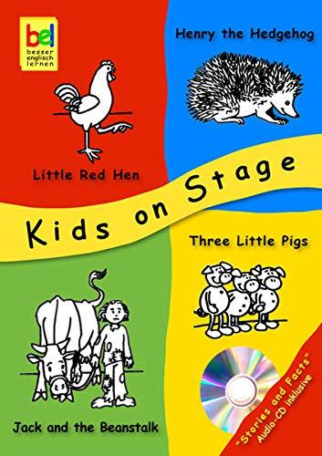 Kids on Stage: 4 Theaterstucke & Fakten: Beate Baylie, Karin