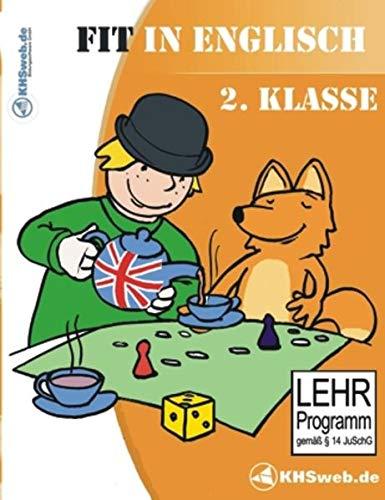 9783938280829: Fit in Englisch : Lernspiele 2. Klasse [import allemand]