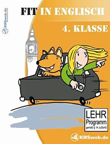 Fit in Englisch: Lernspiele 4. Klasse. CD-ROM