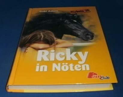 9783938308325: Ricky in Nöten (Diabolo, #15)