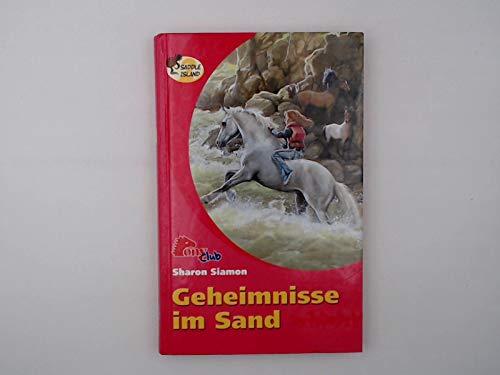 9783938308752: Geheimnisse im Sand (Saddle Island, #2)