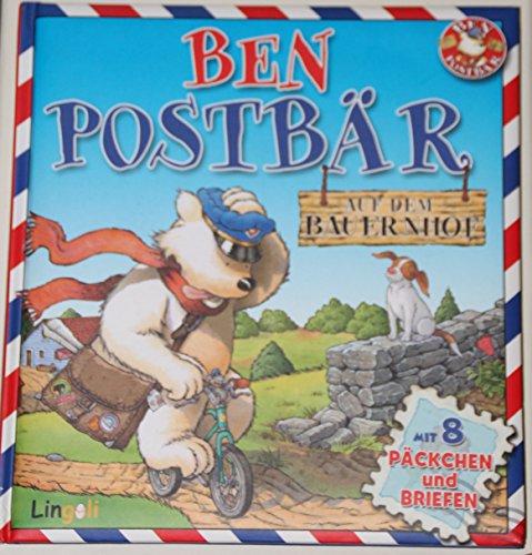 9783938323373: Ben Postb�r auf dem Bauernhof