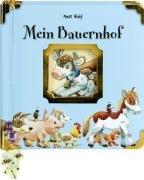 9783938323489: Mein Bauernhof: Goldfoliendruck und Gucklochfenster