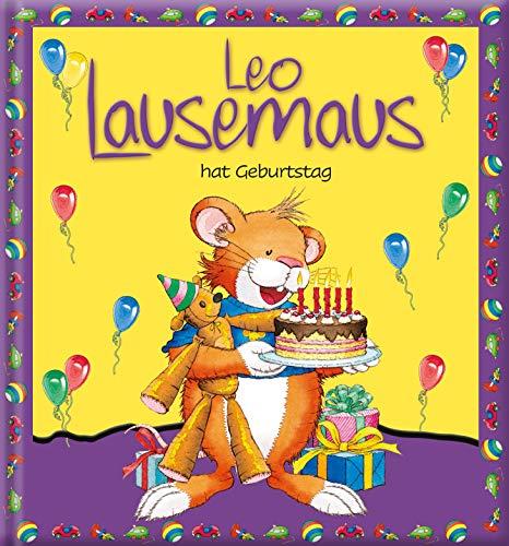 9783938323892: Leo Lausemaus hat Geburtstag