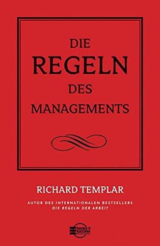 9783938350973: Die Regeln des Managements