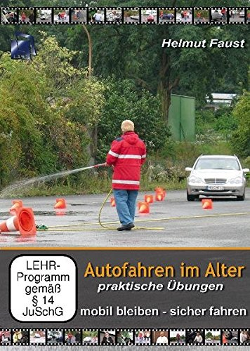 9783938386439: Autofahren im Alter:Praktische Übungen (2 Dvd) [Import allemand]