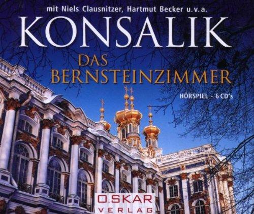 9783938389003: Das Bernsteinzimmer: Hörspiel 6 C Ds