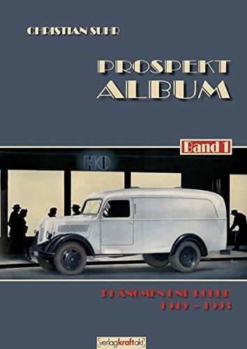 9783938426098: Prospekt Album