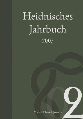 9783938432068: Heidnisches Jahrbuch 2007