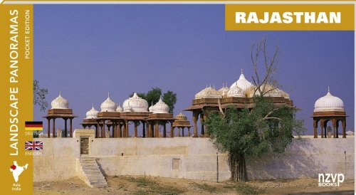 9783938446140: Rajasthan (Landscape Panoramas 360) (English and German Edition)