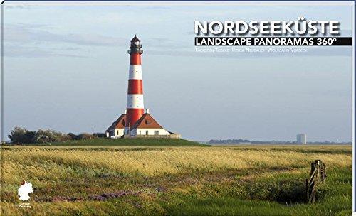 9783938446782: Deutsche Nordseeküste. 360° City Panoramas (Landscape Panoramas 360)