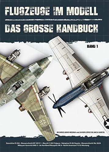 9783938447567: Flugzeuge im Modell: Das große Handbuch